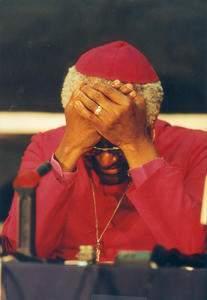 Desmond Tutu at TRC