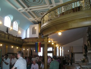 Rainbow Flag for Pride Mass