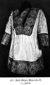 Robe of Hply Roman Emperor Henry II, IIth Century